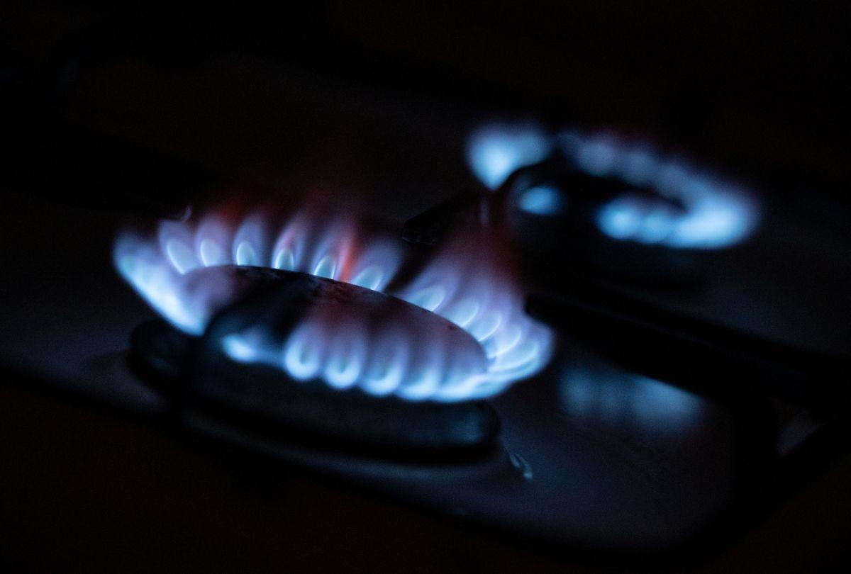 Die Gasreserven sind nach dem harten Winter ungewöhnlich niedrig.