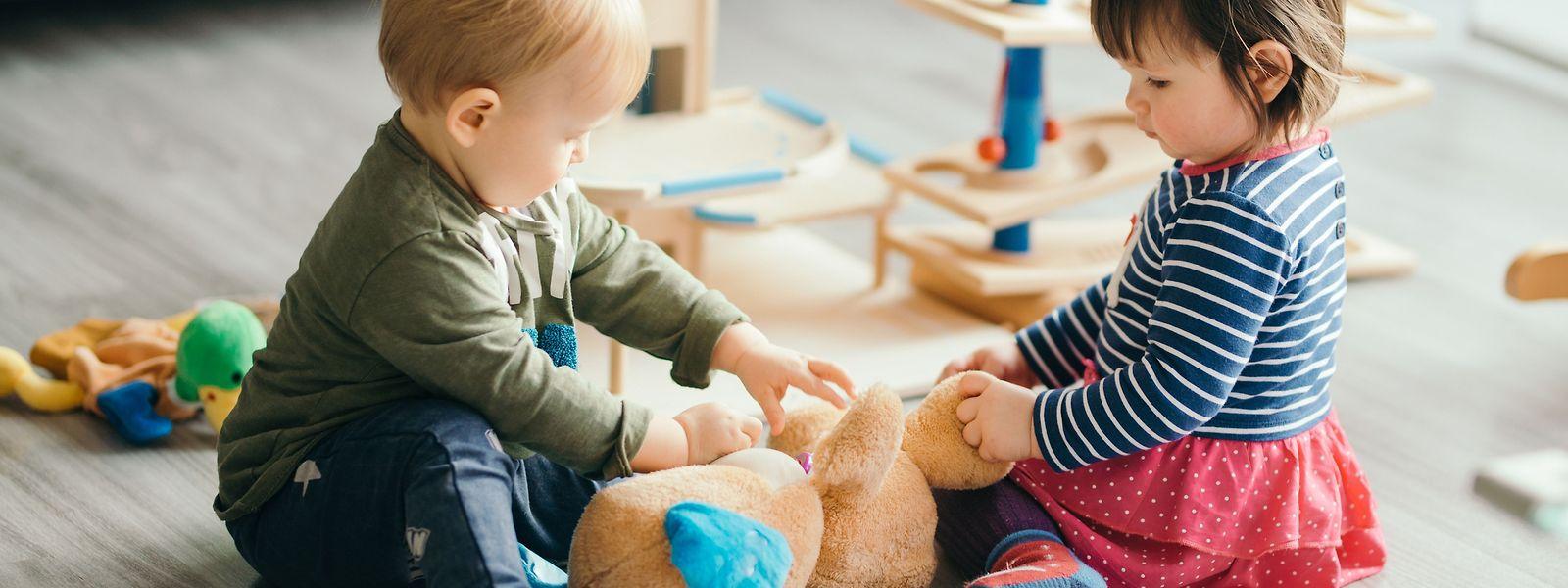 En 2020, 116.733 familles (avec 195.310 enfants) ont pu bénéficier du montant complet des allocations familiales.