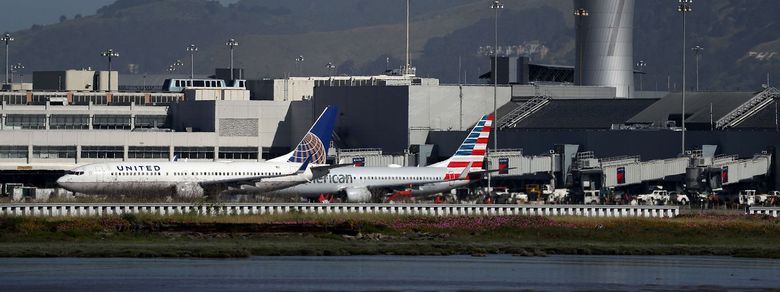 Die 737 Max darf seit Mitte März fast weltweit nicht mehr abheben.