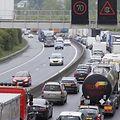 90.000 véhicules circulent quotidiennement sur l'A3 dans les deux sens.