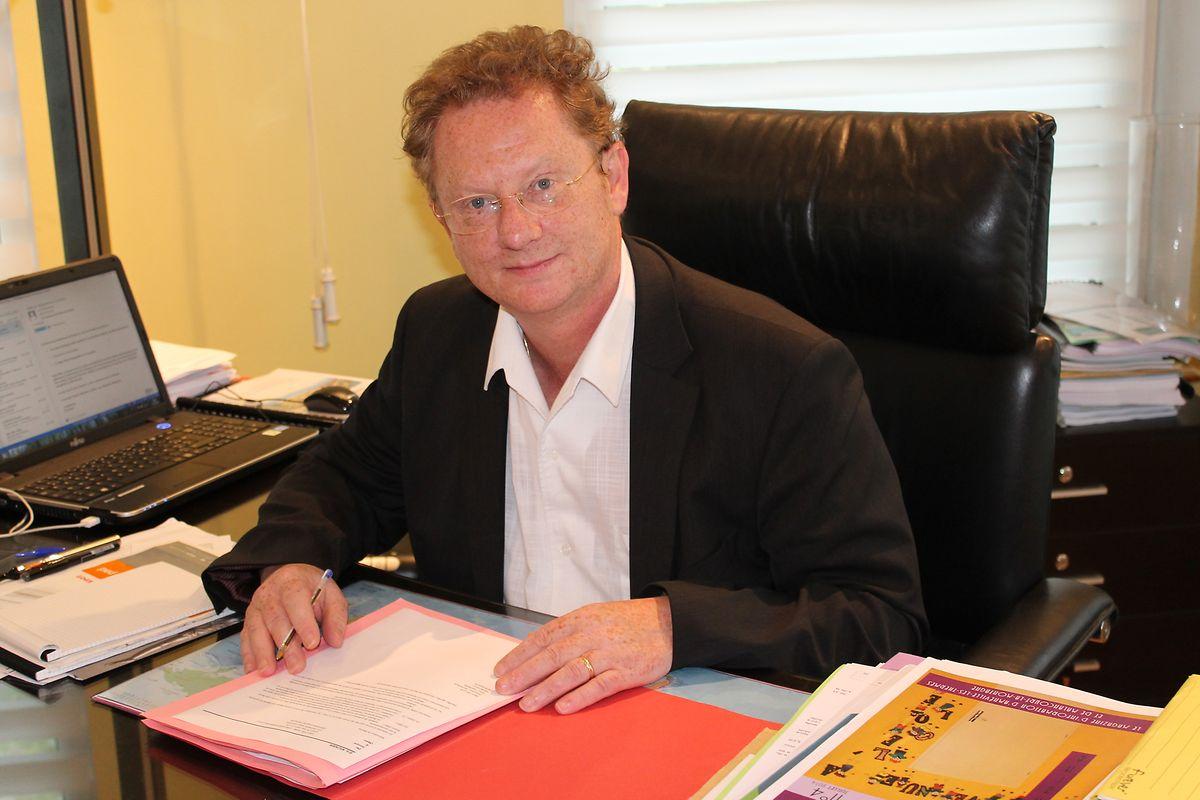 Eric Munier, président de Destination Amnéville.