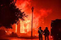 Os recentes incêndios na Califórnia voltaram a deixar um rasto de destruição.