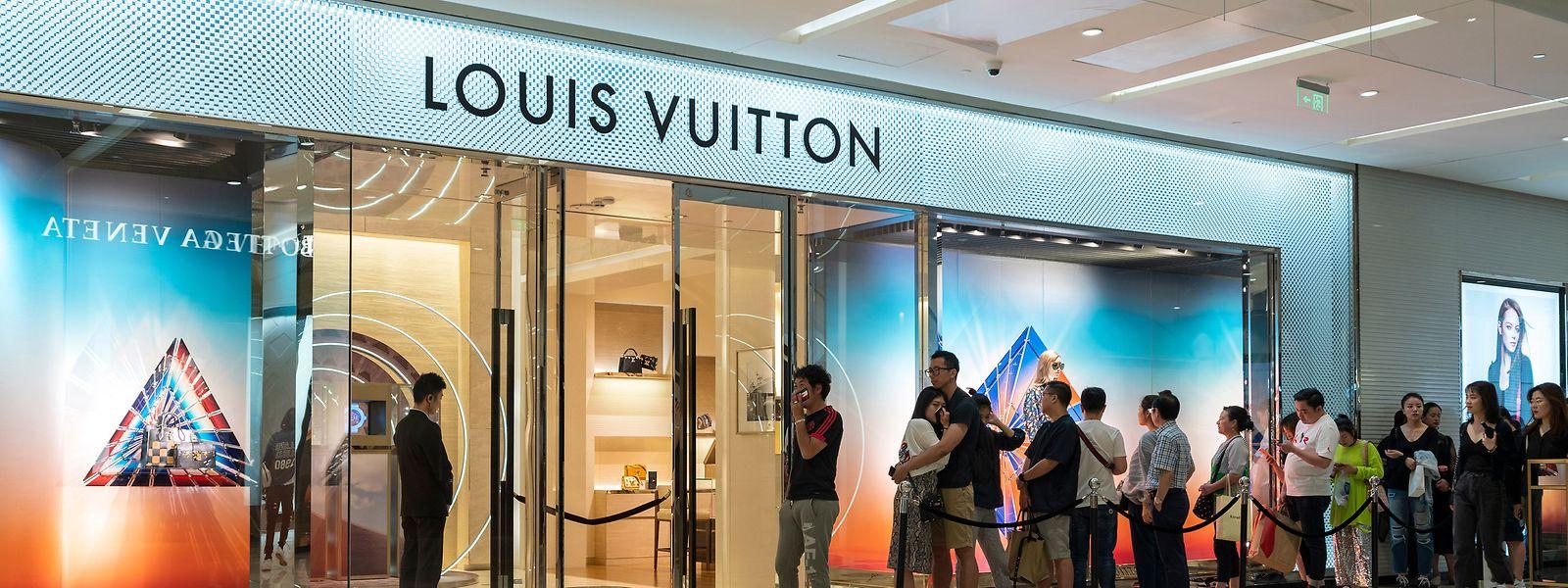 Die Agentur Gusto Luxe ist in Asien führend, wenn es um Luxusmarken geht. Zu den Kunden gehört LVMH, die Fusion aus Louis Vuitton und Moët Hennessy.