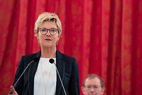 Politik, Chambre des députés, Martine Hansen, Foto: Chris Karaba/Luxemburger Wort
