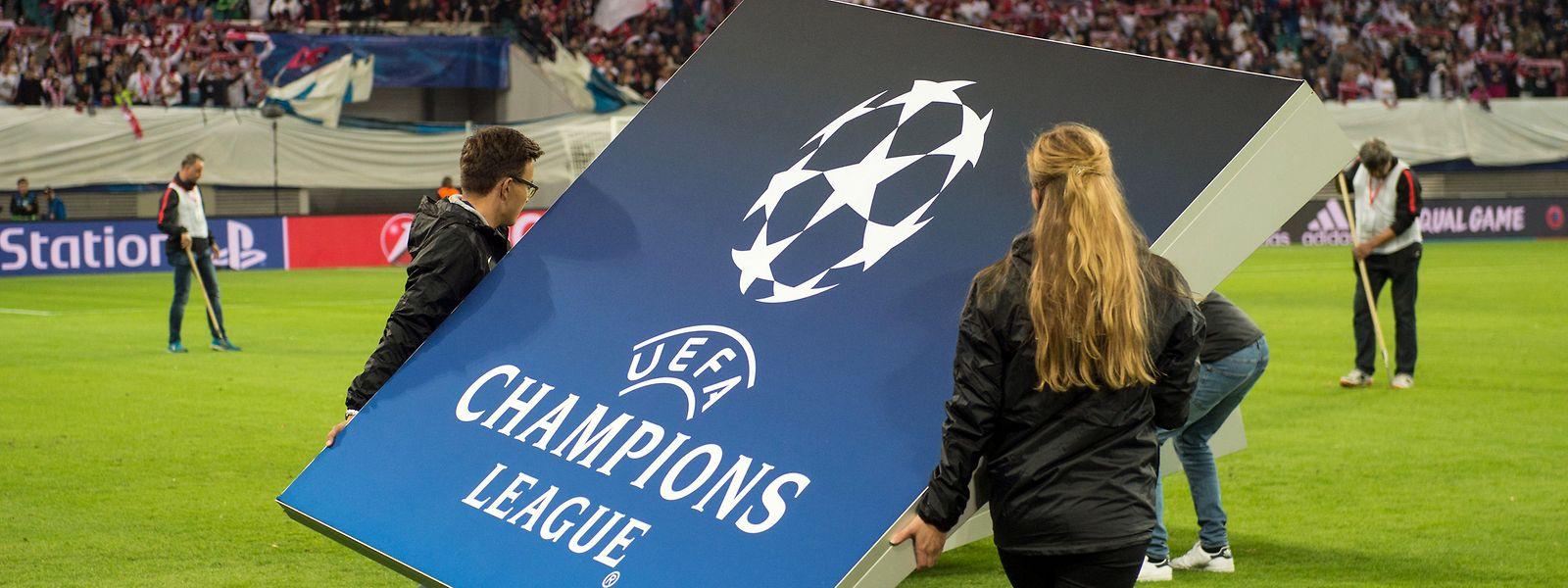 Wann das Finale der Champions League ausgetragen wird, bleibt offen.