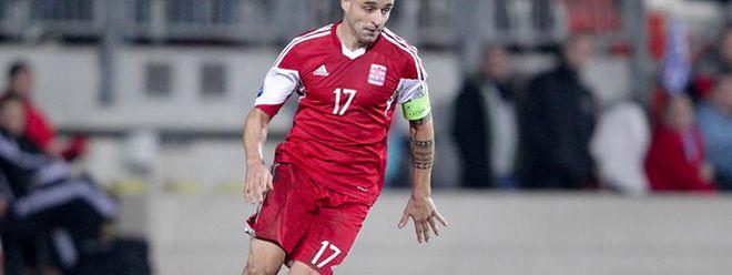 Mario Mutsch va flirter avec le Top 5 des Luxembourgeois les plus sélectionnés s'il joue à Zilina