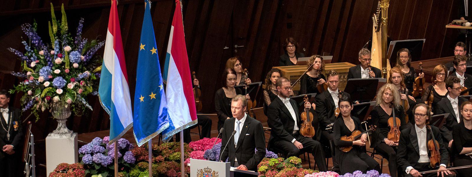 Die Plätze zur offiziellen Zeremonie sind, wie auch 2018, begrenzt und beliebt.
