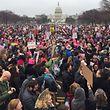 A designada Marcha das Mulheres é um protesto que se realiza hoje em mais de 60 países e que se junta à marcha que acontece em Washington