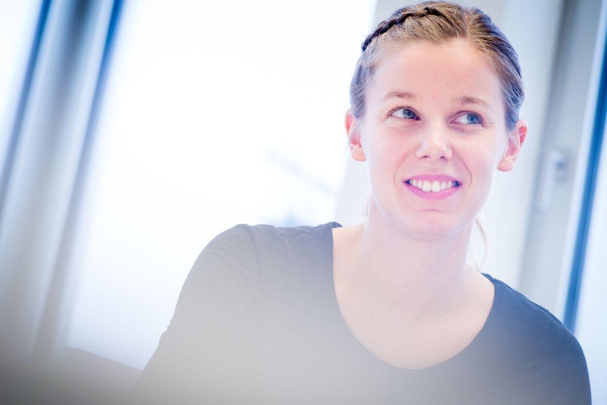 Stéphanie Goergen: «Nous commençons à réaliser que nous vivons dans une société de surconsommation.»