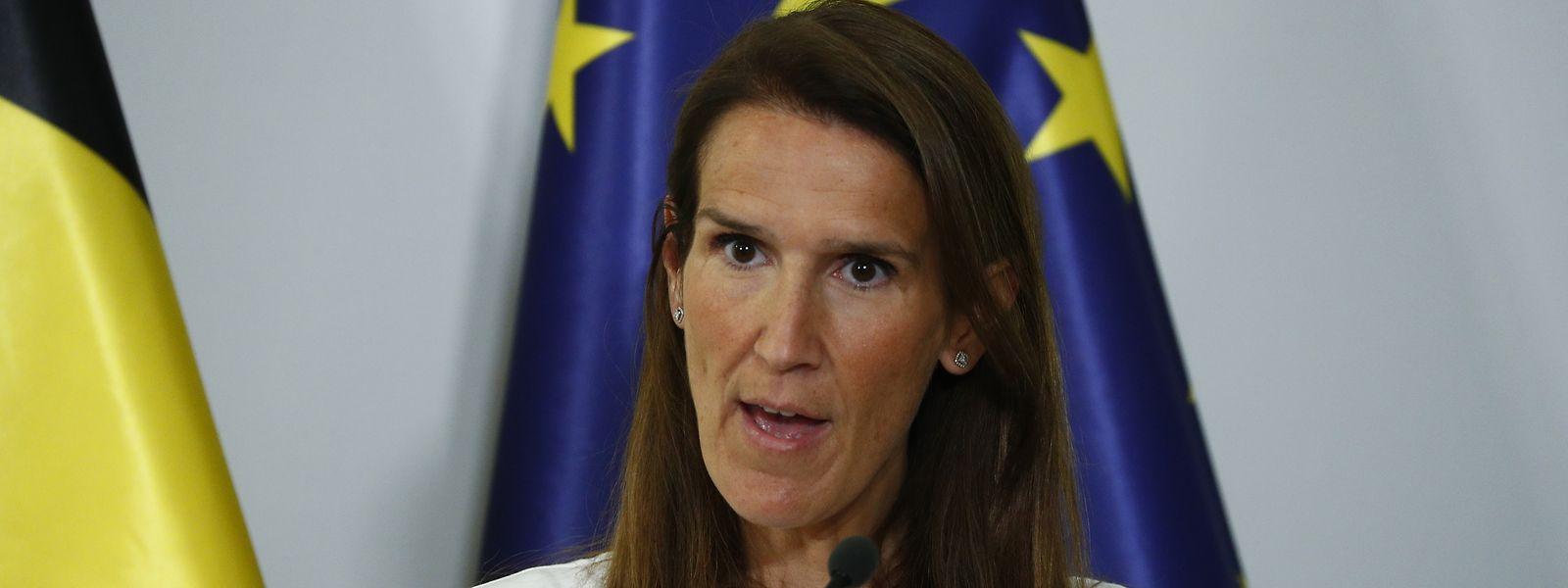 Inquiète du rebond des contaminations en Belgique, Sophie Wilmès s'est adressée mardi soir au peuple belge