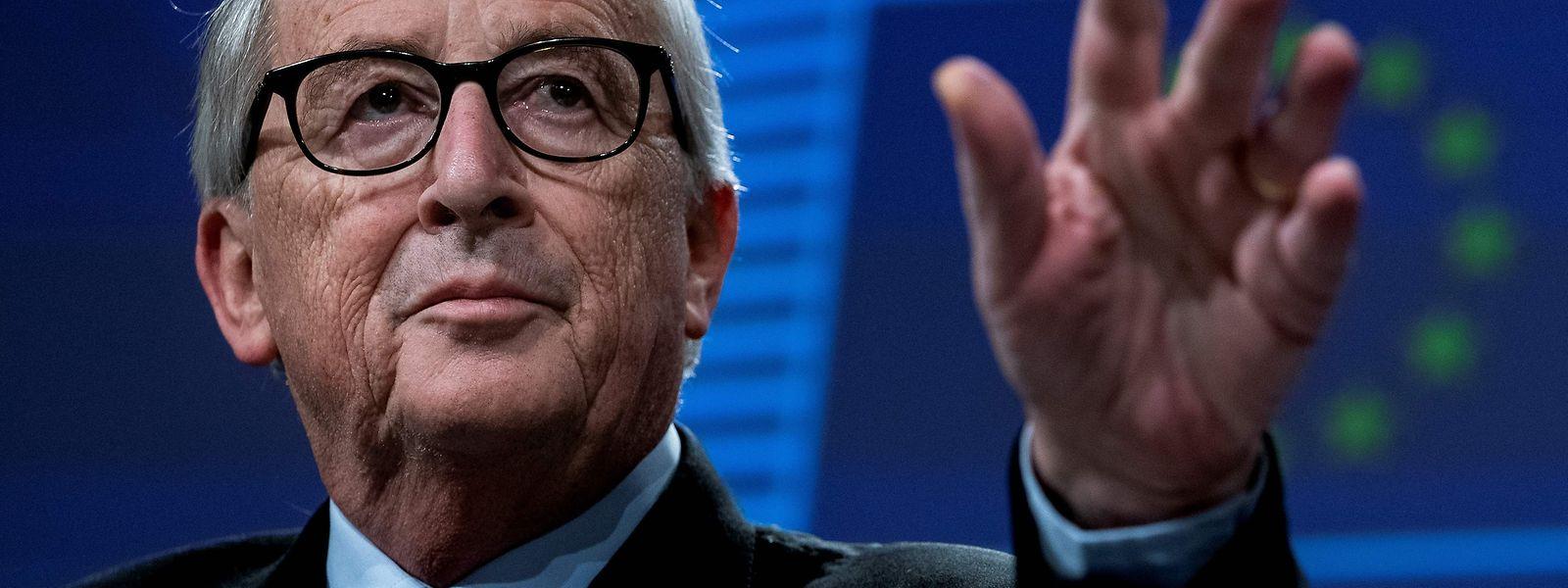 """Juncker ist skeptisch, was """"große Reparaturaktionen"""" angeht."""
