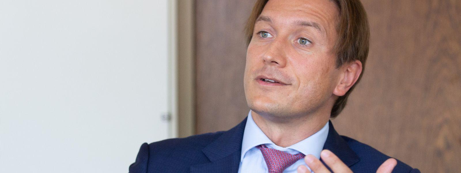 UEL-Direktor Jean-Paul Olinger sieht keine Notwendigkeit, mittels neuer Steuern das Haushaltsdefizit auszugleichen.