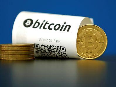 Ein Bitcoin entspricht derzeit rund 400 Dollar.
