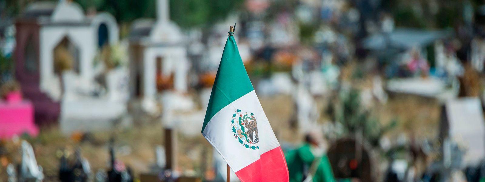 Governo mexicano indicou recentemente que 4.092 valas clandestinas foram encontradas no país desde 2006.