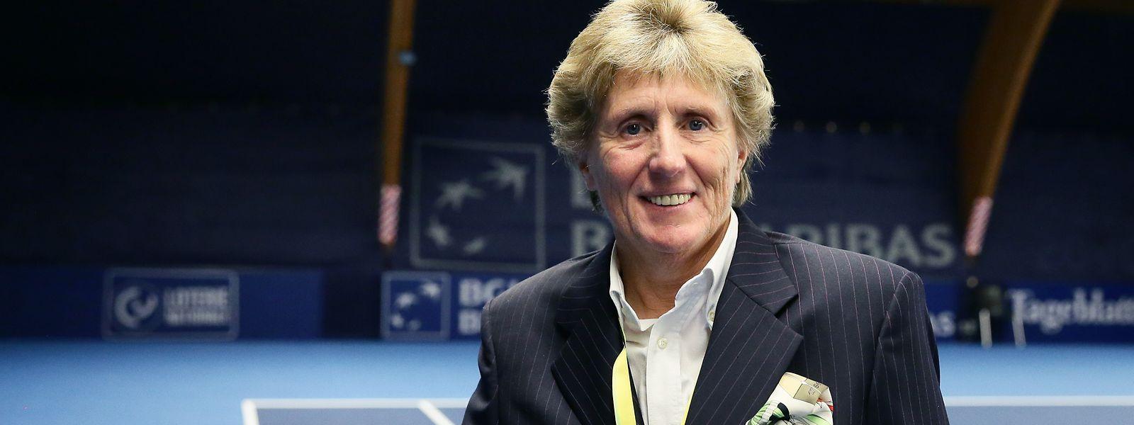 Turnierdirektorin Danielle Maas steckt bereits mitten in den Vorbereitungen.