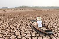 As alterações climáticas e outros desafios ambientais são consideradas como algumas das principais ameaças do futuro.