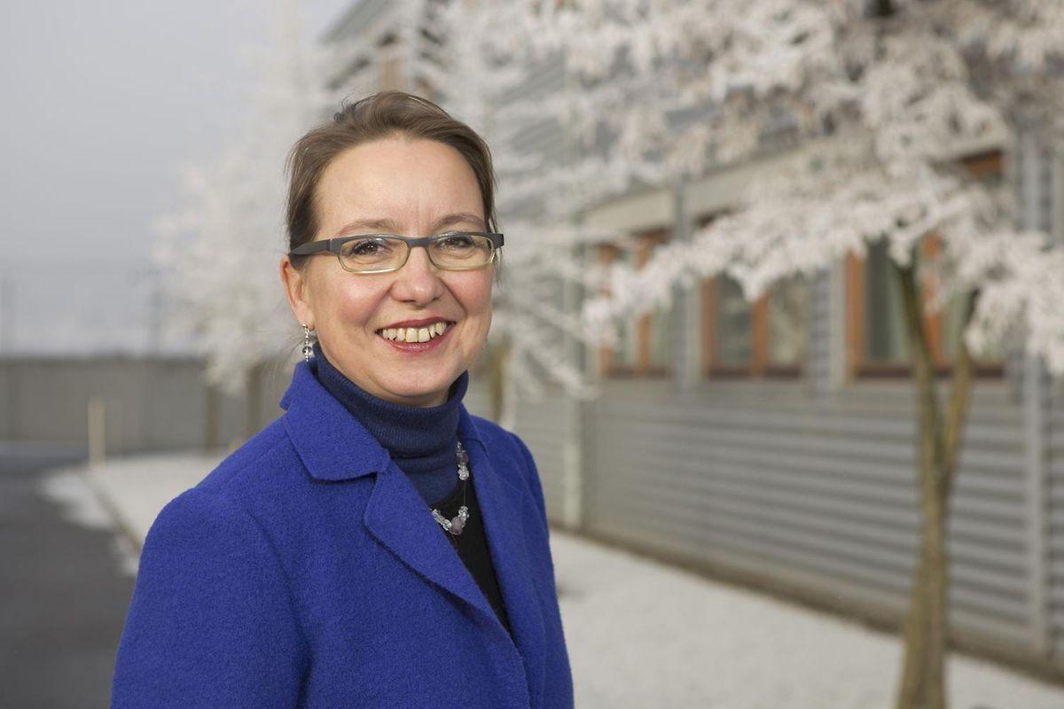 """""""Ein fantastisches Ergebnis, nicht nur für Solarzellen, sondern auch für eine ganze Reihe anderer Technologien"""", sagt Susanne Siebentritt."""