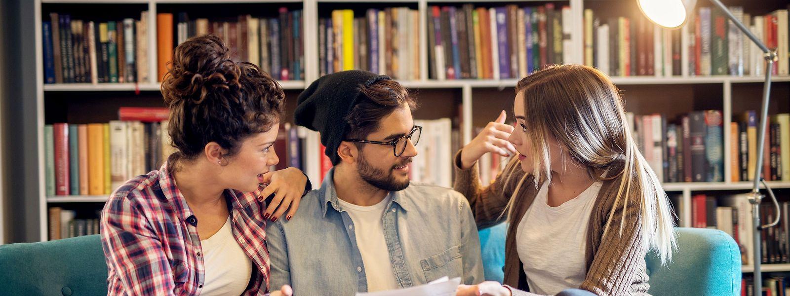 Die Sprachforscherinnen hoffen, mit ihrer Forschung Impulse geben und auf die politischen Entscheider einwirken zu können.