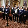 Vereidigung neue Abgeordnete und Wahl des Präsidenten , Chambre des députes - Luxemburg - Photo : Pierre Matgé/Luxemburger Wort