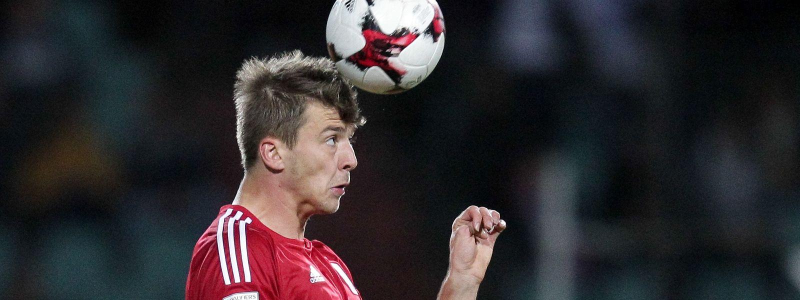 Maurice Deville steht noch beim 1. FC Kaiserslautern unter Vertrag.