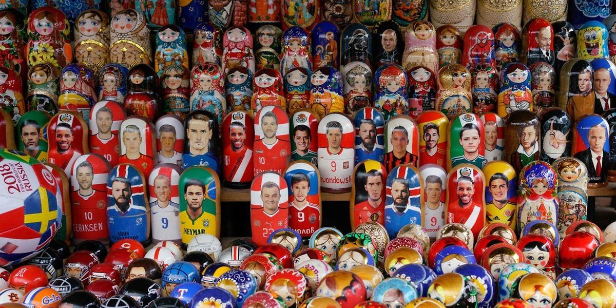 Durch die Fußball-WM ist die Welt etwas näher zusammengerückt.