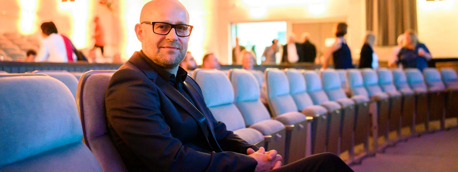 """Jürgen Vogel gelang der Durchbruch im Jahr 1992 mit einer Rolle in Sönke Wortmanns Film """"Kleine Haie""""."""