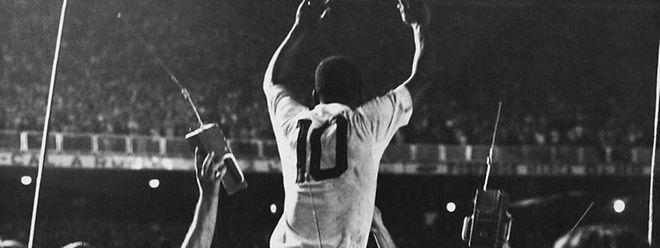 Le 1000e but de Pelé a enflammé le Maracana il y a 50 ans.