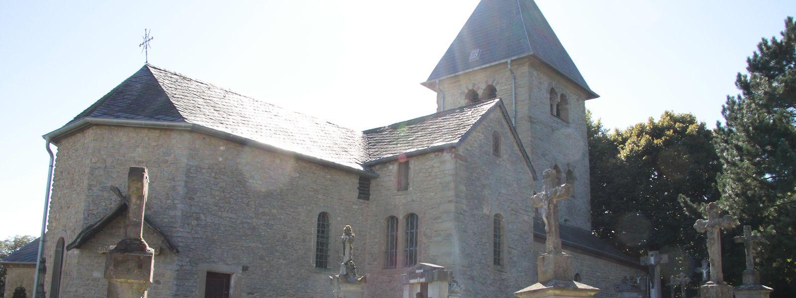 Die Kapelle ist das Wahrzeichen des kleinen Ortes Girsterklaus.