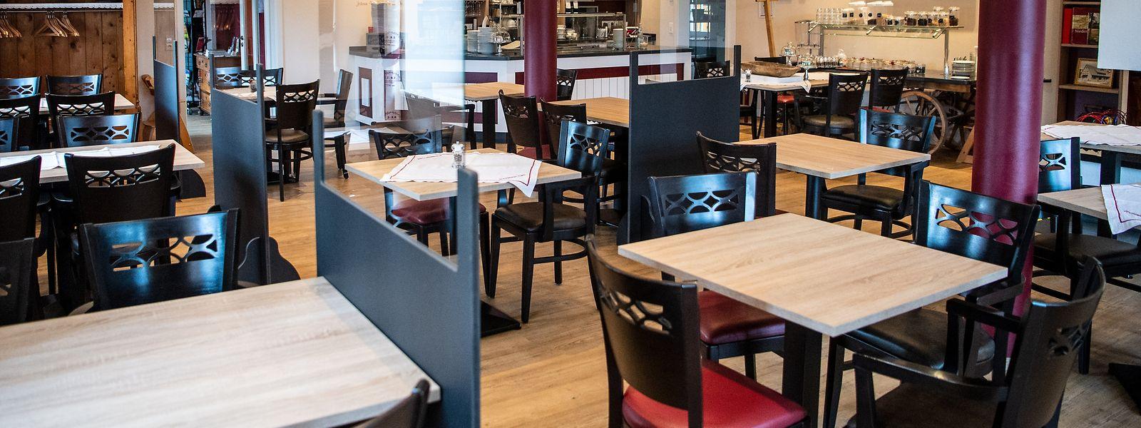 Die CCDH stellt sich Fragen zu den vorgeschriebenen Schnelltests für den Innenbereich der Gastronomie.