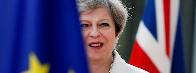 «Ayant repris le contrôle de nos lois, nos frontières et notre argent, et saisi les opportunités offertes par le Brexit, le Royaume-Uni prospérera en tant que pays fort et uni qui bénéficie à tout le monde, peu importe votre vote pour ou contre le Brexit», assure la premier ministre Theresa May