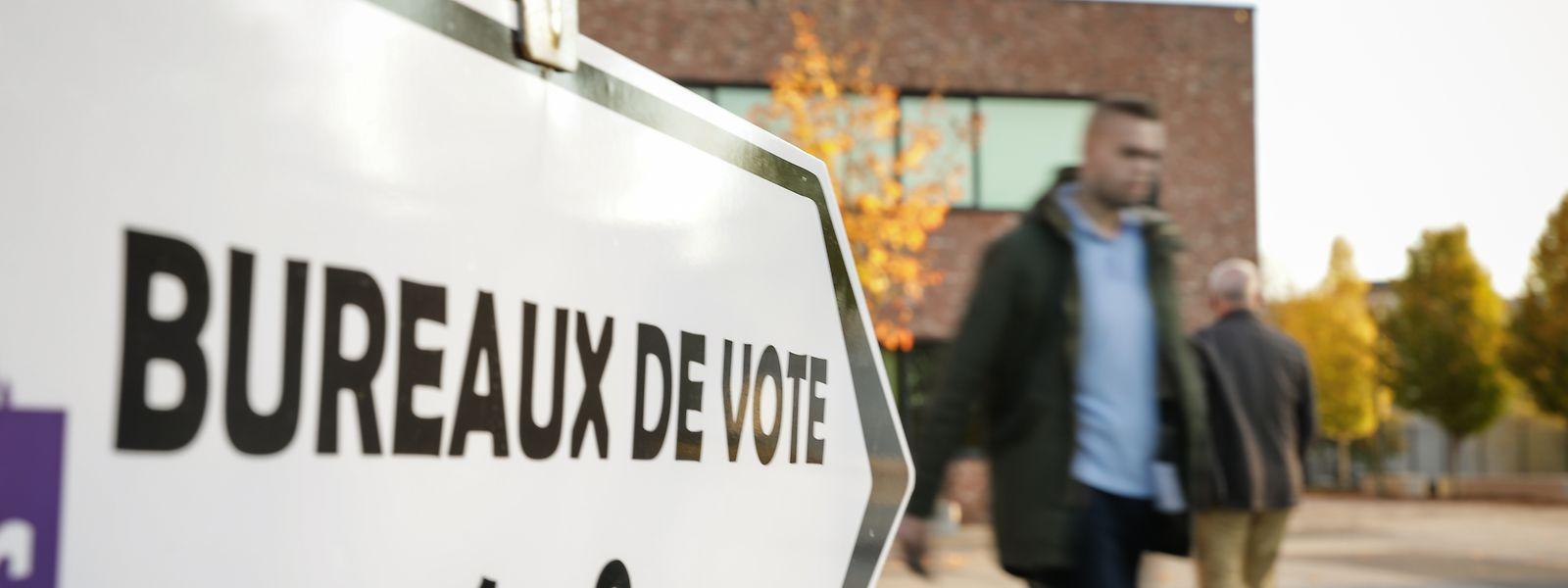 Die Erstwähler wendeten sich bei den Wahlen im Oktober vor allem den Liberalen und den Grünen zu.