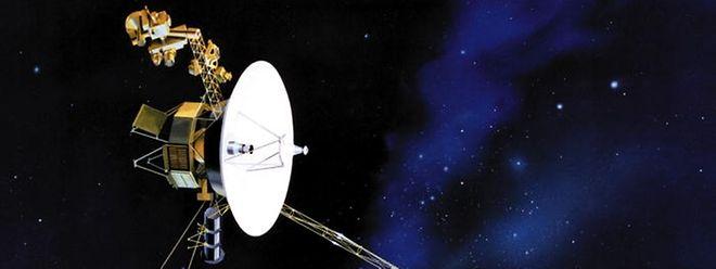 A sonda Voyager 1 é actualmente o objecto criado pelo Homem que mais distante se encontra da Terra.