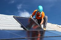 Solar Solarenergie Sonne