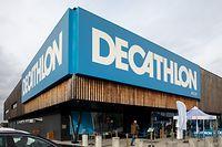 Wi , Decathlon kommt nach Luxemburg , DEcatholon Filiale Sterpenich , Foto:Guy Jallay/Luxemburger Wort