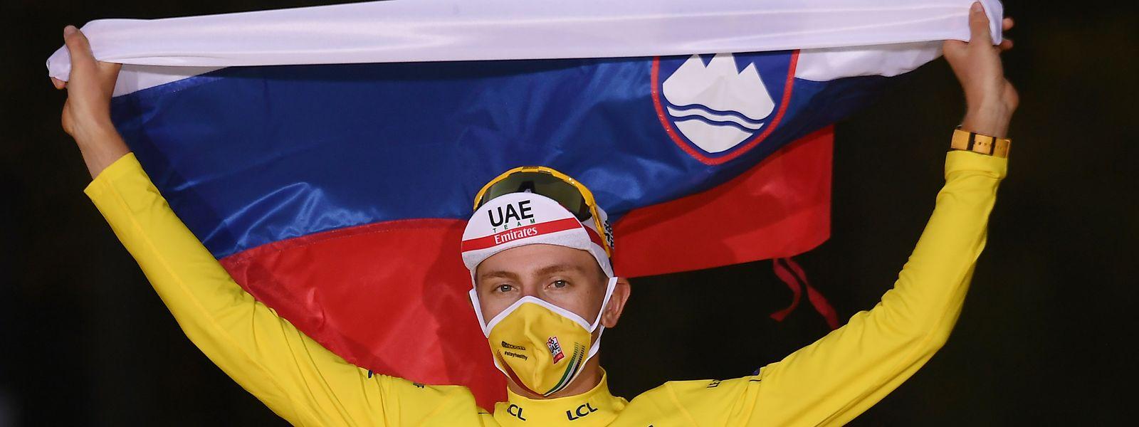 Tadej Pogacar est le plus jeune vainqueur du Tour de France depuis un certain Henri Cornet en... 1904