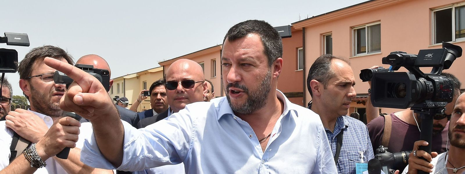 In Italien lauert Salvini nur auf den schnellen Zerfall der neuen Regierung und seine nächste Chance auf die Macht