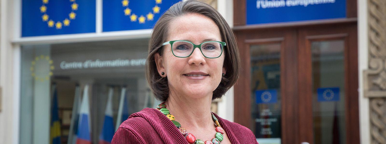 Yuriko Backes, «une personnalité idéale pour mener les affaires de la Cour grand-ducale», fait savoir le Grand-Duc.