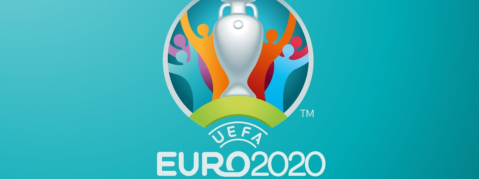 Ce logo de l'Euro 2020 est désormais suranné