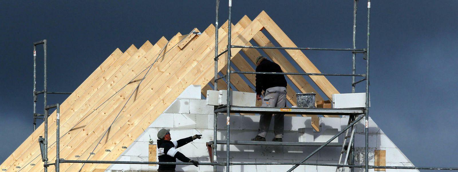 Sur les 10,7 millions d'euros de subsides versés depuis juin 2020, plus de la moitié concernent des constructions neuves, indique Carole Dieschbourg, ministre de l'Environnement.