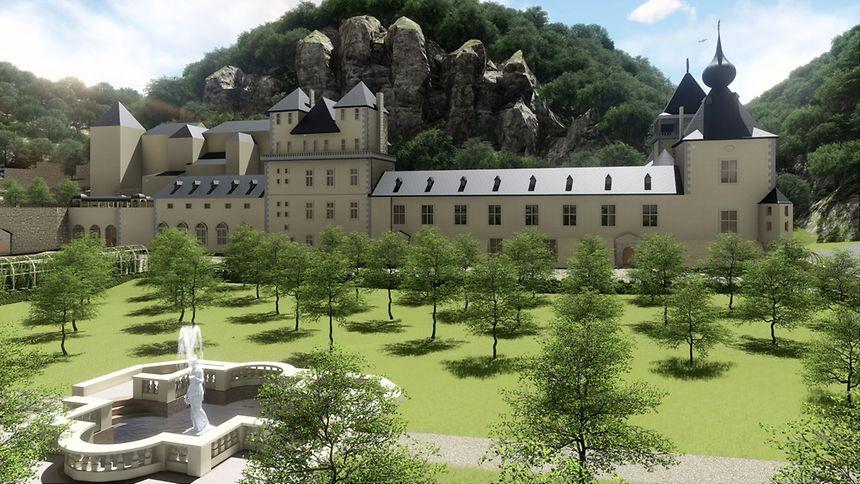 Das Mansfeldschloss