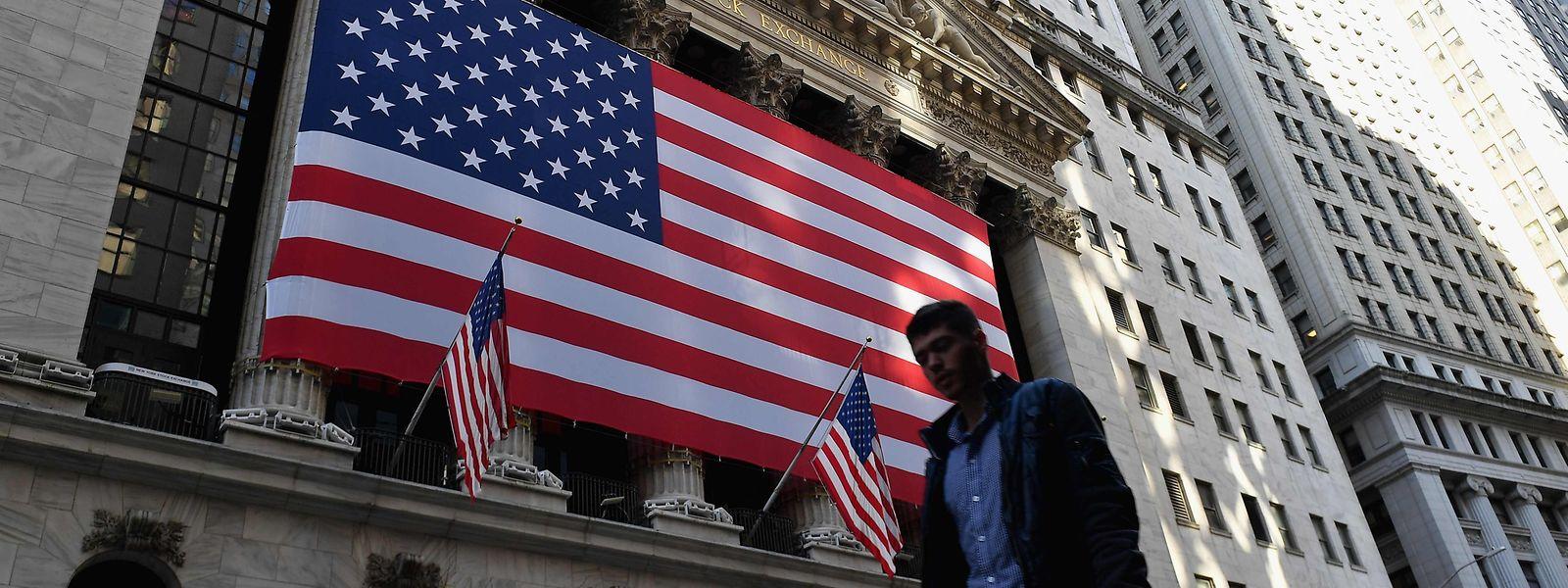 Die Aktienkurse explodierten, der Leitindex Dow Jones übersprang kurz vor dem Thanksgiving-Feiertag erstmals die Marke 30.000.