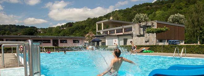 Luxemburgs Schwimmbäder werden nächste Woche wieder überfüllt sein.