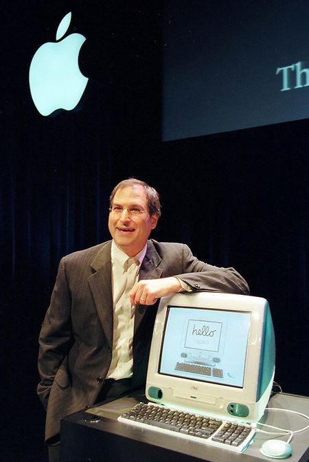 L'iMac signe le renouveau de la marque