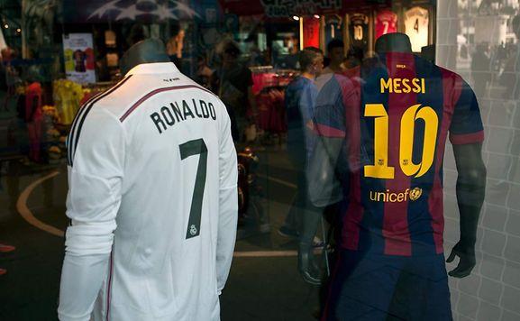 Real-Barça : Zidane félicite Messi
