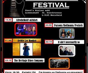 Jazz & Blues Festival 2017