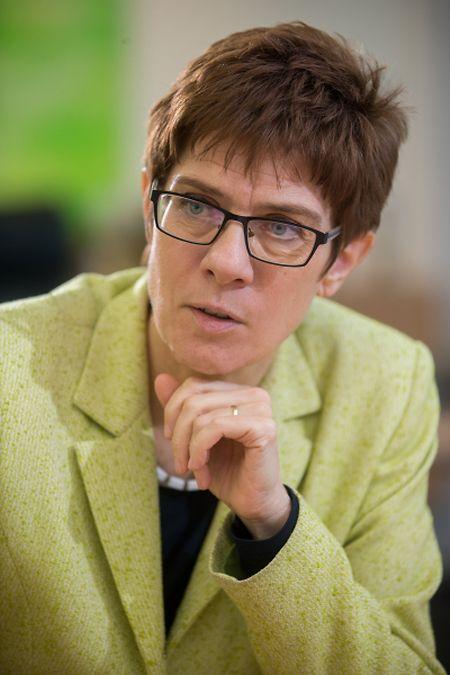 Das Saarland ist ein ganz besonderes Bundesland mit einer starken europäischen Ausrichtung, so die saarländische Ministerpräsidentin.