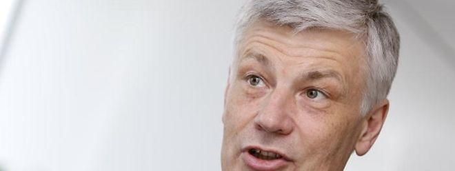 Claude Wiseler, ministre du Développement durable