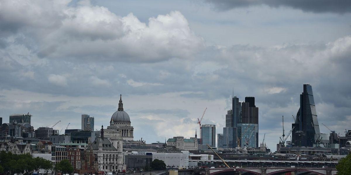 Finanzminister Pierre Gramegna und Wirtschaftsminister Etienne Schneider waren in London.