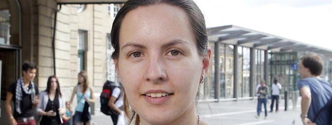 Sofia Araújo é a presidente da Associação Luxemburguesa Borreliose de Lyme. Apanhou a doença em 2009 e quer juntar mais pessoas e informações sobre a doença