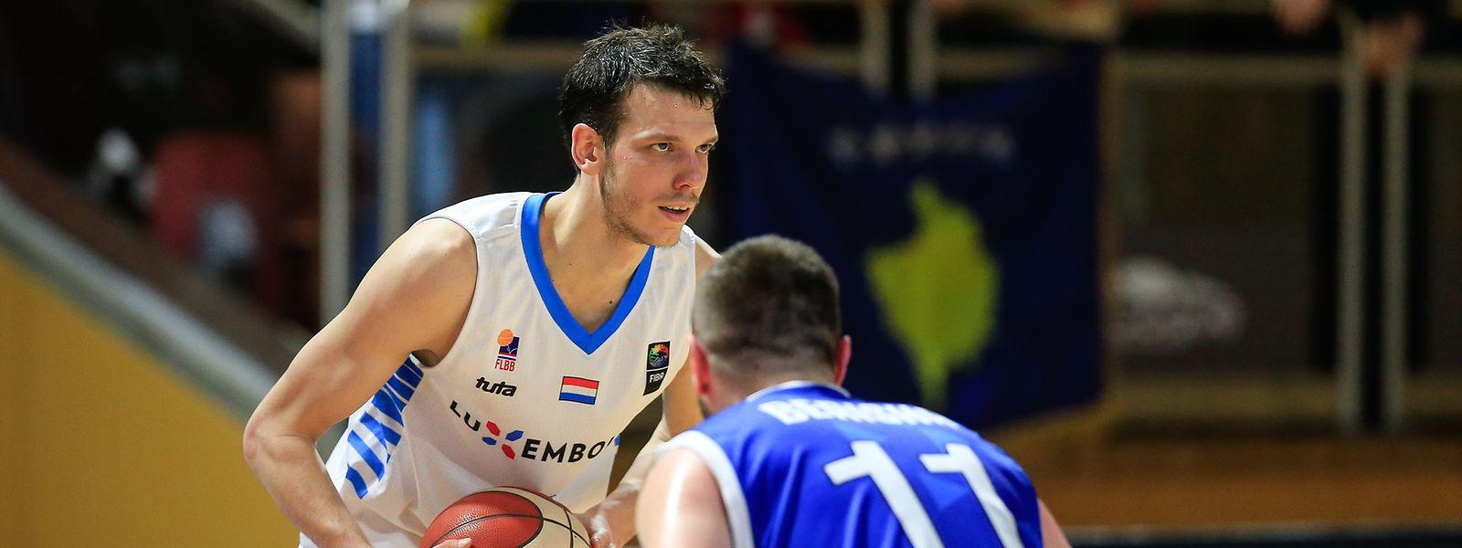 Thomas Grün zählt zu den Leistungsträgern der FLBB-Auswahl.